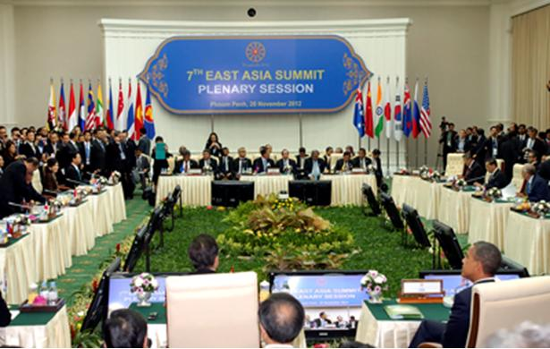 Leaders highlights the role of EAS in maritime security cooperation