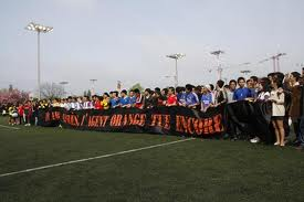 Sport competition organized to celebrate Vosco's 42nd foundation anniversary.